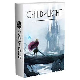Child of Light - Deluxe Edition (PS4 + PS3)