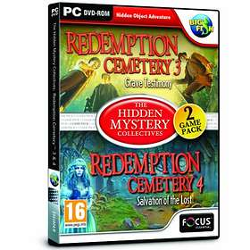 The Hidden Mystery Collectives: Redemption Cemetery 3 & 4 (PC)