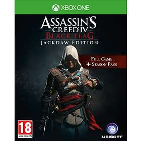 Assassin's Creed IV: Black Flag - Jackdaw Edition (Xbox One)