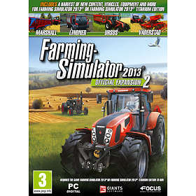 Farming Simulator 2013: Official Expansion 2 (PC)