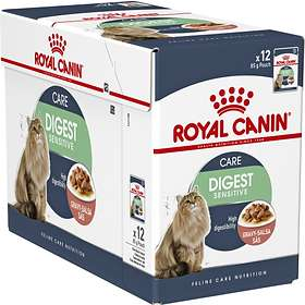 Royal Canin FHN Digest Sensitive Gravy 12x0.085kg