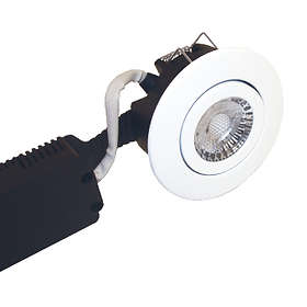 Nordtronic Low Profile 6W (round)