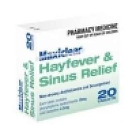 AFT Pharmaceuticals Maxiclear Hayfever & Sinus Relief 30 Tablets