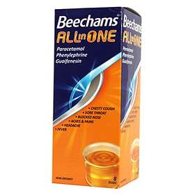 GSK GlaxoSmithKline Beechams All in One Elixir 240ml