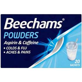 GSK GlaxoSmithKline Beechams Powders Pulver 20pcs