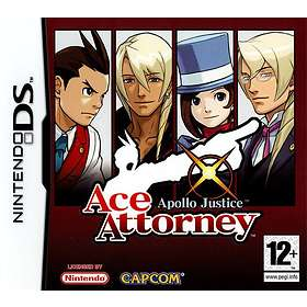 Ace Attorney: Apollo Justice (DS)