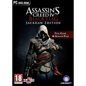 Assassin's Creed IV: Black Flag - Jackdaw Edition (PC)