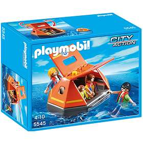 Playmobil City Action 5545 Coast Guard Life Raft