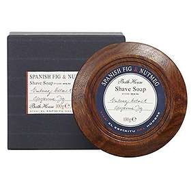 Bath House Shaving Soap 100g