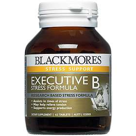 Blackmores Executive Stress Formula B 62 Tablets
