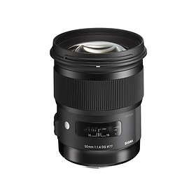 Sigma 50/1.4 DG HSM Art for Sony A