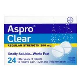 Bayer Aspro Clear 24 Tablets