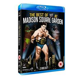 WWE - The Best of WWE at Madison Square Garden