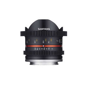 Samyang 8/3.1 VDSLR UMC Fisheye II for Sony E