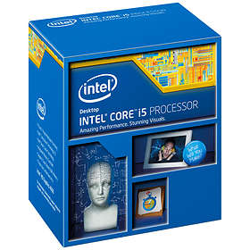 Intel Core i5 4690 3.5GHz Socket 1150 Box