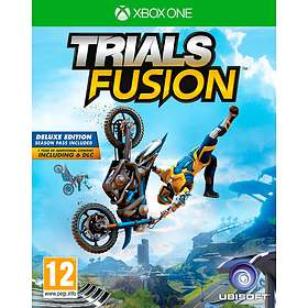 Trials Fusion - Deluxe Edition (Xbox One)