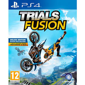 Trials Fusion - Deluxe Edition (PS4)