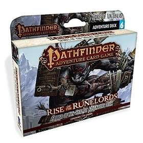 Pathfinder: Adventure Kortspel: Rise Of The Runelords Spires of Xin-Shala (exp.)