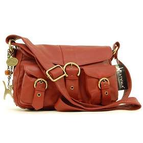 Catwalk Collection Handbags Louisa Leather Crossbody Bag