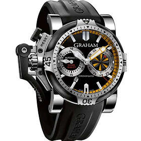 Graham Watches Chronofighter Oversize 2OVEV.B15A