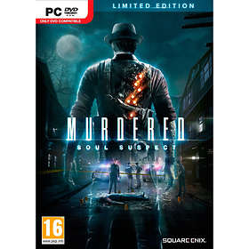 Murdered: Soul Suspect - Limited Edition (PC)