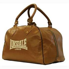 Lonsdale Authentic Classic Leather Holdall