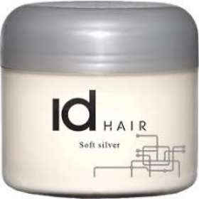 id Hair Soft Silver Hair Wax 100ml