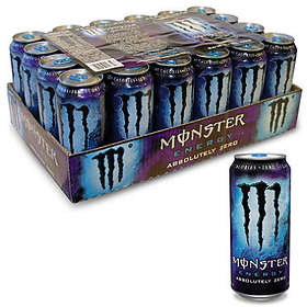 Monster Energy Absolutely Zero Burk 0,5l 24-pack
