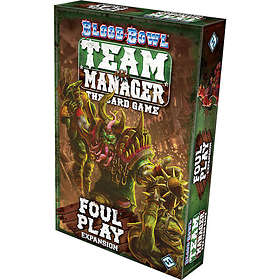 Blood Bowl: Team Manager - Foul Play (exp.)
