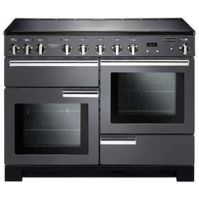 Rangemaster Professional Deluxe 110 Induction (Grå)