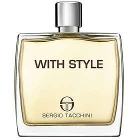 Sergio Tacchini With Style After Shave Lotion Splash 100ml