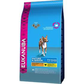Eukanuba Dog Mature & Senior Medium 15kg
