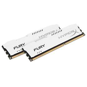 Kingston HyperX Fury White DDR3 1333MHz 2x4GB (HX313C9FWK2/8)