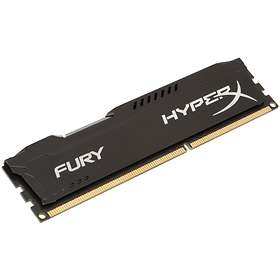 Kingston HyperX Fury Black DDR3 1600MHz 4GB (HX316C10FB/4)