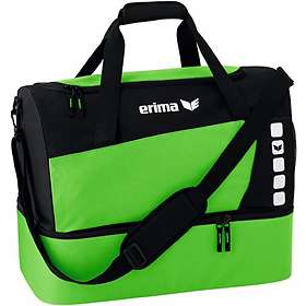 Erima Club 5 Line Sports Bag with Bottom Compartment M