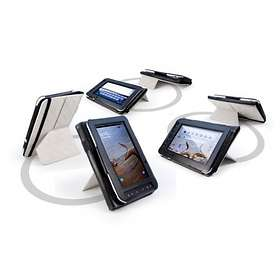 Tuff-Luv Tri-Stand Faux Leather Case for PocketBook A7