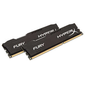 Kingston HyperX Fury Black DDR3 1333MHz 2x4GB (HX313C9FBK2/8)