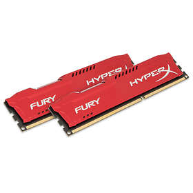 Kingston HyperX Fury Red DDR3 1333MHz 2x4GB (HX313C9FRK2/8)