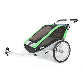Thule Chariot Cheetah 2 (Dubbelvagn)