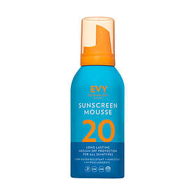 Evy Technology Sunscreen Mousse SPF20 150ml