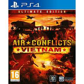 Air Conflicts: Vietnam - Ultimate Edition (PS4)
