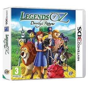 Legends of Oz: Dorothy's Return (3DS)