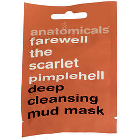 Anatomicals Farewell The Scarlet Pimplehell Deep Cleansing Mud Mask 15ml