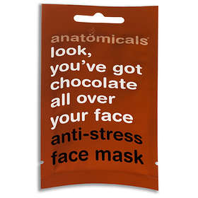 Anatomicals Look You've Got Chocolate All Over Your Face Anti Stress Mask 15ml