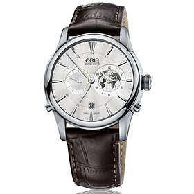 Oris Greenwich Mean Time 01.690.7690.4081.LS