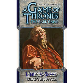 A Game of Thrones: Kortspel - Here to Serve (exp.)