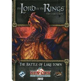 The Lord of the Rings: Kortspel - The Battle Lake-Town (exp.)