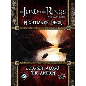 The Lord of the Rings: Card Game - Nightmare Deck Journey Along Anduin (exp.)