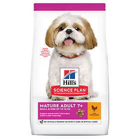 Hills Canine Science Plan Mature Adult 7+ Small & Miniature 3kg