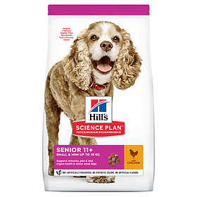 Hills Canine Science Plan Senior 11+ Small & Miniature 1,5kg